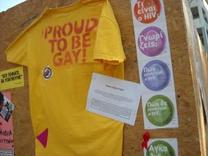Ενημέρωση για τον HIV στο 10ο Αντιρατσιστικό Φεστιβάλ Λάρισας